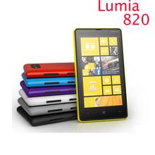 4 3 Original Phone Nokia Lumia 820 GSM 3G 4G 4 3 Touch 8GB Storage NFC