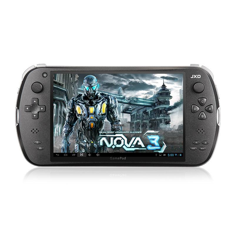7 «четырехъядерный игровой консоли игрока tablet