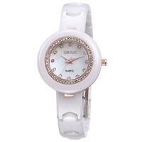 Hot Products! WEIQIN Luxury Brand Women Fashion Rhinestone Bracelet Watches Hardlex Analog Decorative Waterproof Quartz Watch