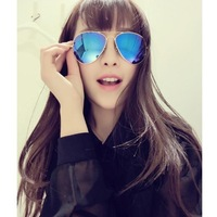 2015 New Fashion Sunglasses Aviator Frog Mirror Sunglasses Vintage Eyeglasses Men Glasses Brand Designer Women's Sunglasses