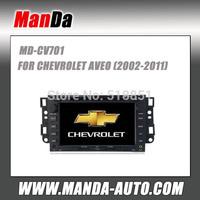 Manda car radio for CHEVROLET AVEO (2002-2010) factory audio system in-dash dvd gps