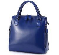 NO.1 NEW 2015 Women Genuine Leather Handbags Famous Brand Women Luxury Brand Bags Designer  Shoulder Women Messenger bags HN07