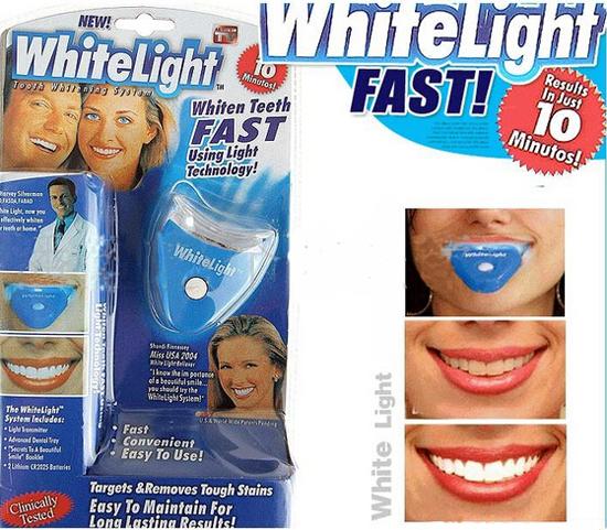 Lumière blanche gel de blanchiment des dents blanchiment des dents blanchiment dentaire blanchiment dent l'hygiène buccale de blanchiment des dents lampe de blanchiment