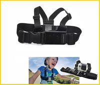 Adjustable Portable Mini Kids Chest Body Harness Belt Strap Chesty Mount  for GO PRO HD Hero 2 3 3+ Camera