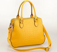 NO.1 New 2015 Women Genuine Leather Handbags Designer Luxury Famous Brand Handbag Fashion Messenger Women Leather Bags HOT HN08
