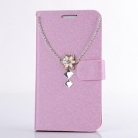 Stand Wallet Style Luxury Bling Rhinestone Diamond Flip Leather Case For samusng galaxy s3 SIII i9300