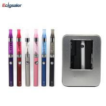 LOVE ME 1Pcs Lot E XY Smart Electronic Cigarette Aluminum box packaging Kit 1 3ml Atomizer