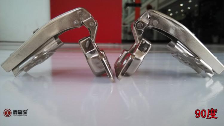 90 special hinge 180 degrees 90 degrees angle hinge ordinary / special angle of 90 hinge(China (Mainland))