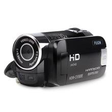 Digital Camera Video Camcorder Recorder Highest 12Mp TFT LCD Digital Zoom High Definition FUGN HD-90