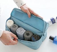 Underpants Socks Pouch Travel Bags Suitcase Organizer Luggage Organizer Men`s Travel Bag
