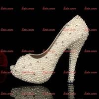 Spring 2015 Rhinestone Custom Handmade Crystal Pump Shoes Women Genuine Leather Appliques Spring/Autumn Wedges Shoe Ladies Pumps