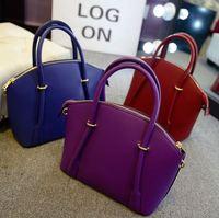 HOT!New 2014 fashion women genuine leather handbags famous brand cowhide handbag one shoulder bag messenger bag lady purse F341