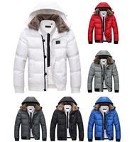 2014 Winter men's clothes down jacket coat,men's outdoors sports thick warm parka coats & jackets for man ! 3497