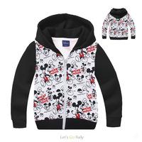 Kids Unisex Sweatshirt Character Fashion Regular Full Terry Hoodies &amp  Sweatshirts Children's Sweatshirt