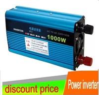 1000W Modified SINE WAVE INVERTER 12v  to 120V  car  inverter