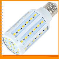 Ultra Bright 15W E27 LED Corn Bulb Lamp 360 Degree Angle 60 x SMD 5630 LED Corn Light Bulb