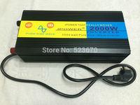2000W/4000W(Peak) Pure Sine Wave Power Inverter DC 24V to AC 240V SOFT START UPS Charging