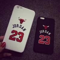 "23 Jordan Basketball Cover Case For Apple iPhone6 4.7"" 6 plus 5.5"" 5 5s Jumpman Sports Brand Logo Phone Cases"