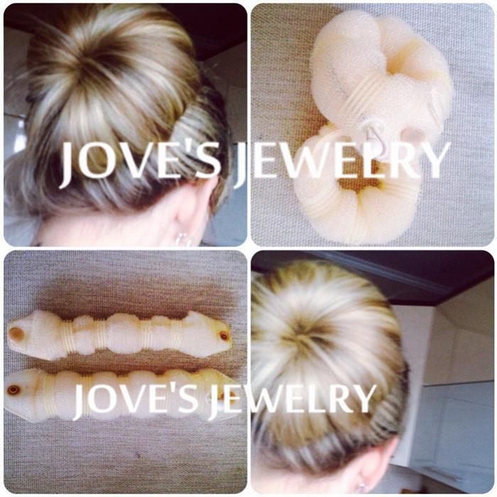 Sale Fashion Hair Tools,Elegant Magic Style Buns Hair Accessories Hair