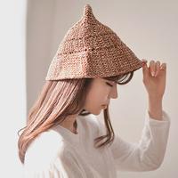 Fanshou Free Shipping 2015 Women Hats Korean Fashion Bucket Hat  Women Beanies Casual Caps Vintage Knitted Hat Chapeu Feminino