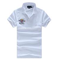 Have big horse 2014 brand Fashion Polo shirt men polo ralph men short sleeve casual dress world famous brand Polo shirts #2211