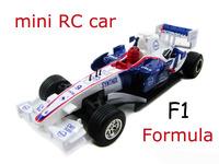 Promotion Ready To Go Grownups F1 Formula Rc Racing Car 5ch 1:43 Mini Radio Race Remote Control Drift Car Christmas Gift 2013