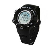 Outdoor GPS Watch Waterproof Sport Men Woman Watches GPS Tracker Compass Automatic Readier Temperature Speed men Wristwatches