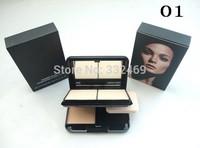3 pcs/lot 2015 new brand makeup powder plus foundation studio fix +powder puffs 30g / 3 different color free shipping