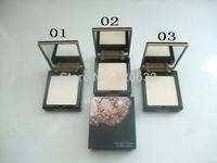 3 pcs/lot professional makeup newNK brand makeup 3 style 30G FOUNDATION HIGH LIGHT POWDER POUDRE LUMIERE