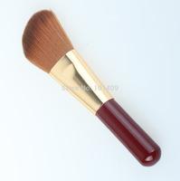 On Sale Nylon Hair Aluminum Ferrule Professional Gold Ferrule Blush Brush/Powder Brush