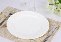 10.5 Inch European Food Beefsteak Dishes Bone China Tableware