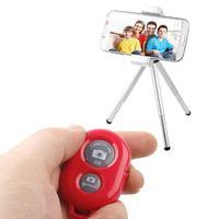 Wireless Bluetooth Selfie Camera Remote Control Shutter For Iphone Samsung #B