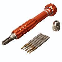 5in1 Screwdriver Bit Kit Repair Opening Tool Set For iPhone 4/4S/5/5C Orange