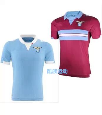 2014 - 15 macron jersey soccer jersey short-sleeve jersey 11 miroslav klose official team equipment size S/M/L/XL(China (Mainland))