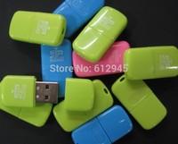 micro sd card reader capsule mini card reader