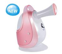New face nano water spray mist vibrator,nano handy mist sprayer,nano facial steamer