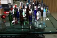 various bottle pet plastic glass bottle jar liquid for electronic cigarette liquid container e liquid 30ml 50ml 100ml wholesale