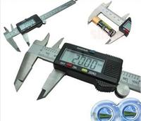 HIGHLY PRECISE LCD Digital Vernier Caliper/Micrometer Guage 6inch