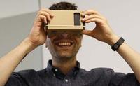 ULTRA CLEAR DIY Cardboard Valencia Quality 3D VR Virtual Reality Glasses NEW