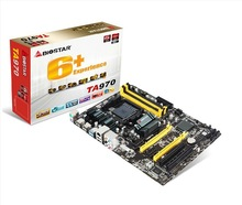 Biostar ta970 motherboard amd970 am3  Open nuclear am3+ bulldozer usb3.0(China (Mainland))