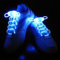 LED Free shipping New Style 2015 Shoes LED Shoelaces Flash Party Shoe Laces femininos Man sneakers shoe laces