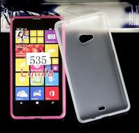 TPU cover case for nokia lumia 535 (Random Color & style)