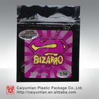 Wholesale Bizarro zenbio herbal incense bag 1.5g,free shipping bizarro zenbio potpourri bag