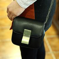 PU Leather Mini Chains Women Messenger Bags Casual Small Crossbody Bags For Women Bolsas Mochilas Femininas Ladies Shoulder Bags