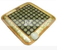 Good & New!Natural tourmaline mat jade heat physical therapy mat yoga pad prostatitis mat heat10-70 Celsius AC220V,Free shipping