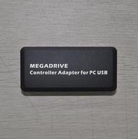 Free Shipping SEGA MEGA DRIVE Convertor to USB Port (GENESIS) Controller Adapter for PC