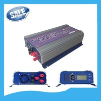 1500W AC Input 45V-90V Grid Tie Power Inverter For Wind Turbine Generator Free Shipping Good quality