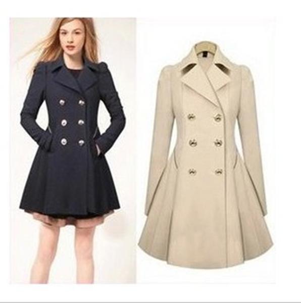 Women's winter coats plus size – Novelties of modern fashion photo ...