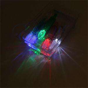 Newest Hot Sale High Quality Deep Drop Underwater Fish Attracting Indicator Lure LED Fishing Flash Light Bait 4 Colors(China (Mainland))