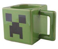 Best Gifts Hot Novelty Minecraft Ceramic Mug Green ceramic mug Coffee Crafting Cups